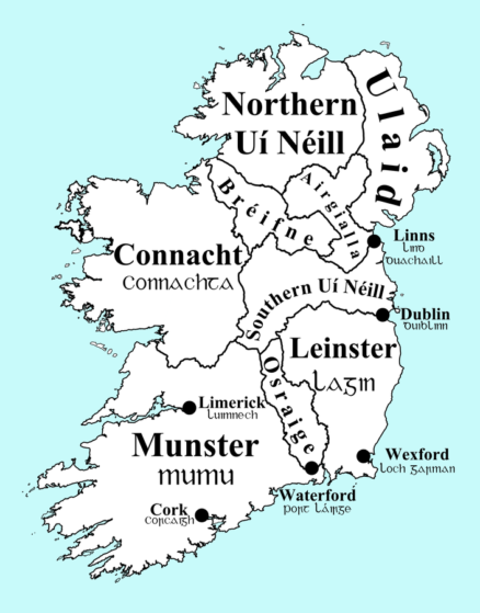 Clans in Ireland
