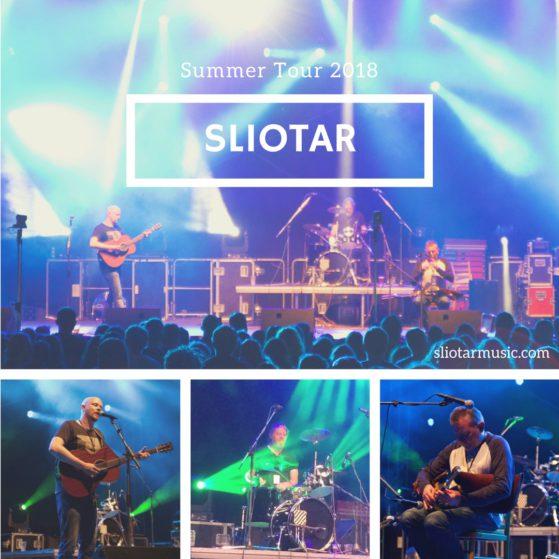 Sliotar Summer Tour 2018