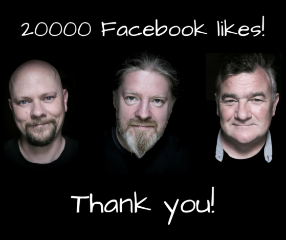 20000 Facebook likes!