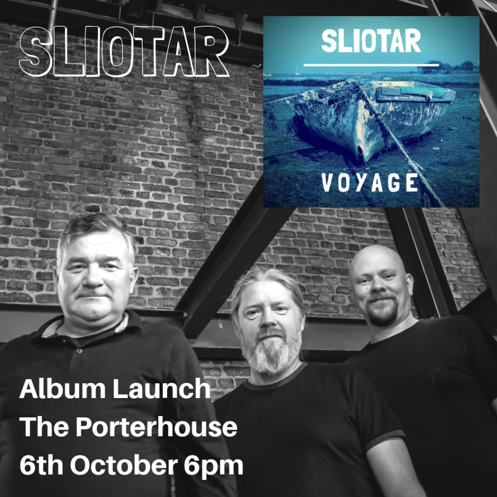 Sliotar Album Launch