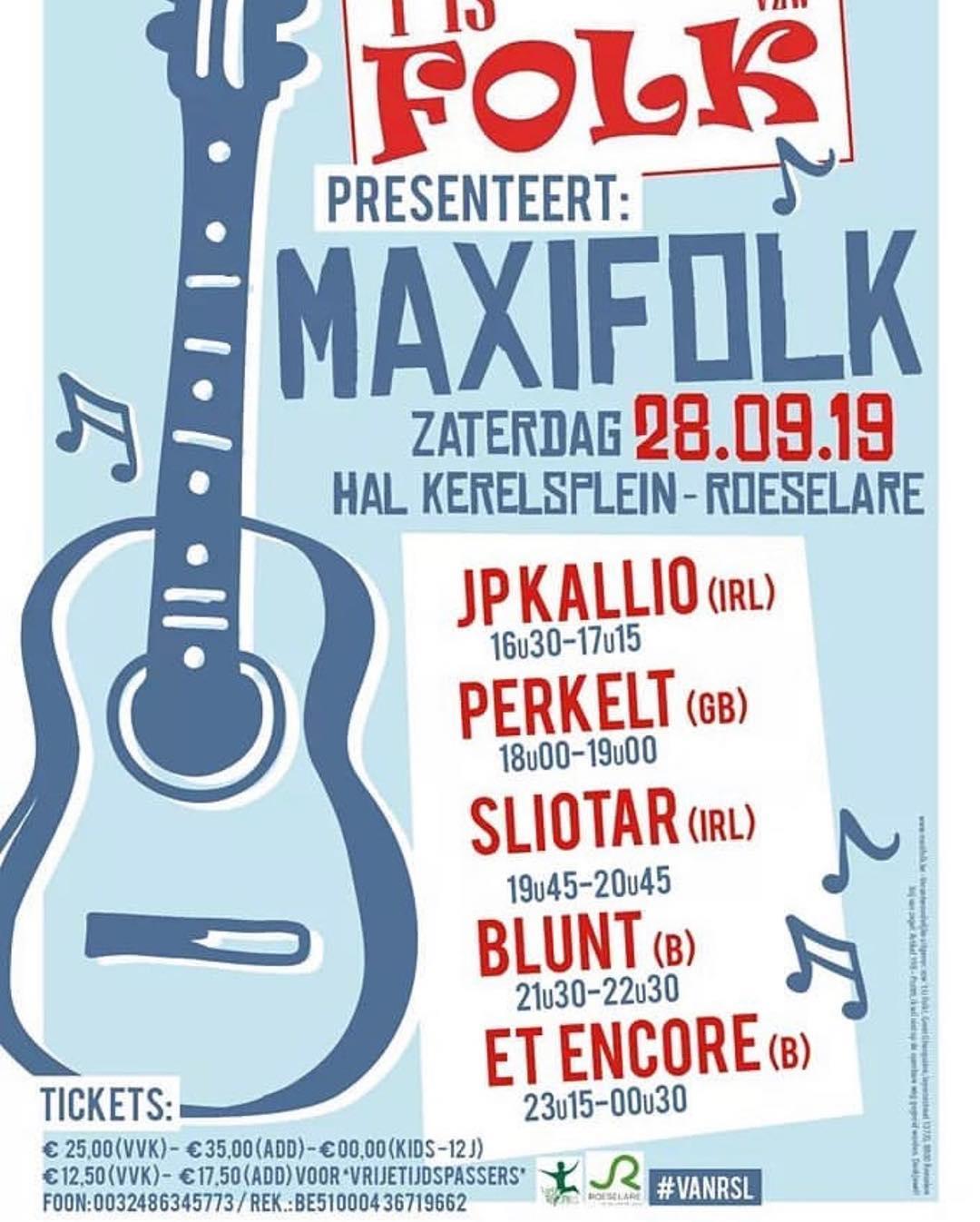 Maxifolk, Belgium